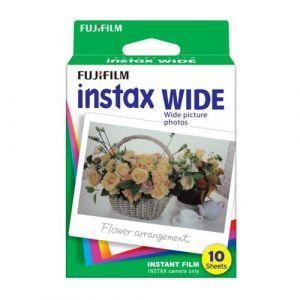 Fujifilm 16385995 - 2 films Instax Wide (2 x 10 poses)