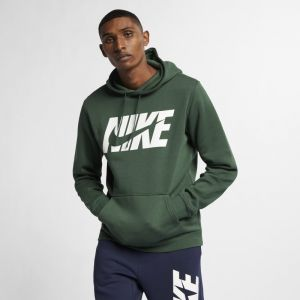Nike Survêtement en tissu Fleece à motif Sportswear pour Homme - Vert - Taille L
