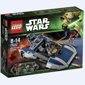 Image de Lego 75022 - Star Wars : Speeder Mandalorian