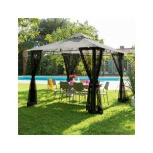 Hesperide Toile de toit pour la tonnelle Fogo (3 x 3 m)