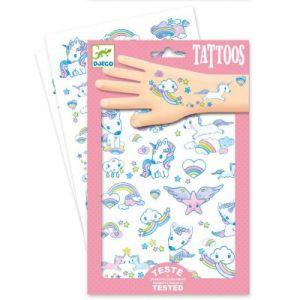 Djeco Tatouages Licornes