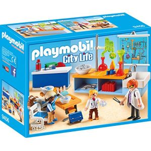 Playmobil 9456 City Life - Classe de Physique Chimie