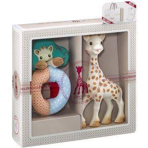 Vulli Coffret naissance Sophie la girafe petit modèle