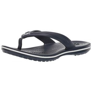Crocs Crocband Flip Gs, Tongs Mixte Enfant, Bleu (Navy) 34/35 EU