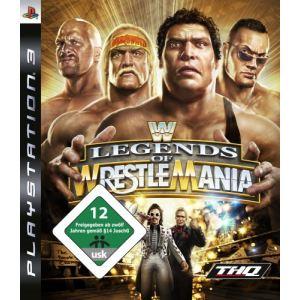 WWE Legends of Wrestlemania [PS3]