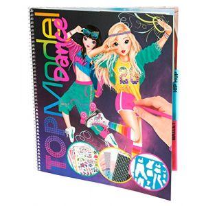 Kontiki Top Model - Album de Coloriage Dance