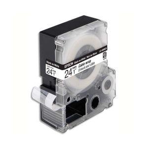 Epson LabelWorks LK-6WBC - gaine de câble