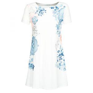 Desigual Robe courte CHARLOTTE Blanc - Taille S,M,L,XL,XS