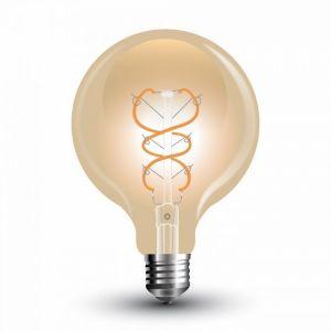 V-TAC Ampoule E27 vintage LED 5W CURVE -