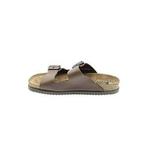 Mephisto Mules cuir NERIO Marron - Taille 40;41;42;43;44;45