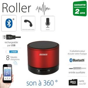 Sedea Enceinte Bluetooth portable