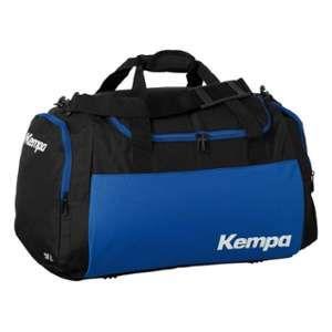 Kettler Kempa Teamline Sac de Sport Noir/Royal