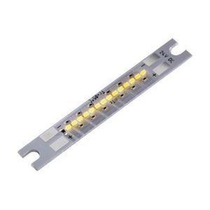Tru Components TRU-LEDMO-14-24-WW Module à Led HighPower EEC: A+ (A++ - E) avec connexions à souder 24 V 50 mm blanc chaud