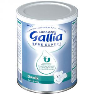 Gallia Lait Expert Gumilk 400g - de 0 à 12 mois