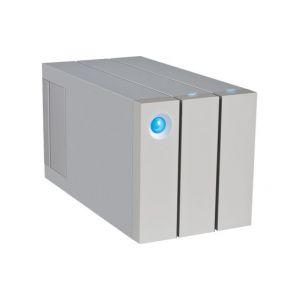 Lacie Thunderbolt 2 8 To - Disque dur externe RAID matériel (STEY8000401)