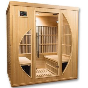 Veryspas Sauna infrarouge Orwen Club 4 places