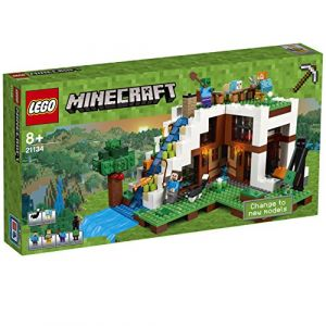 Lego 21134 - Minecraft : La base sous la cascade