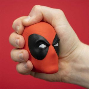 Paladone Deadpool - Balle Anti-Stress Head