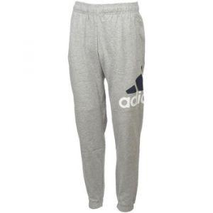 Adidas Performance Essential Logo Sj Gris Pantalon Homme Multisports