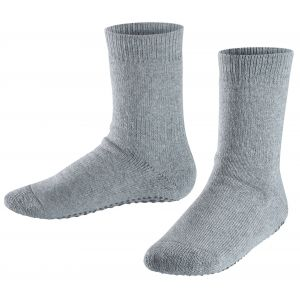 Falke Catspads Chaussettes Garçon Gris (Light Grey 3400) 3-4 ans (Taille fabricant: 23-26)