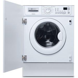Electrolux EWX127410W - Lave linge séchant encastrable 7 kg