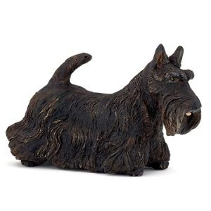 Papo Figurine Scottish Terrier noir