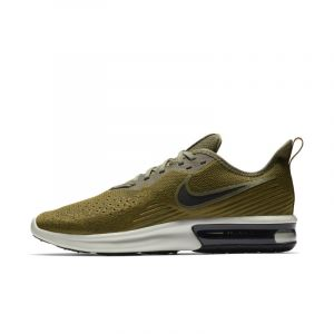Nike Chaussure Air Max Sequent 4 pour Homme - Olive - Couleur Olive - Taille 47.5