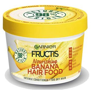 Garnier Fructis Hair Food Banana Masque Nutritif 3en 1pour cheveux secs-390ml