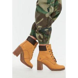 Timberland Chaussure Allington 6 Inch Lace U Wheat A1HLS