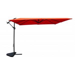 Concept-Usine Solenzara - Parasol carré 3 x 3 m