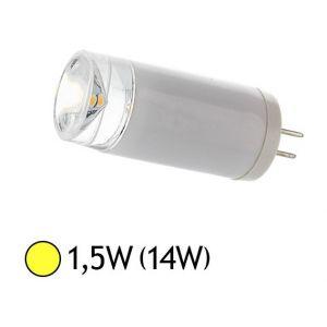 Vision-El Ampoule Led 1.5W (14W) G4 12V Blanc chaud -
