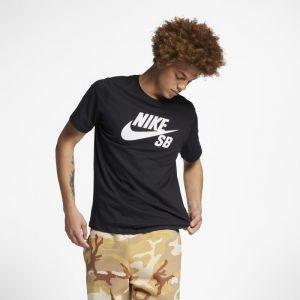 Nike Tee-shirt de skateboard SB Dri-FIT pour Homme - Noir - Taille XL - Homme