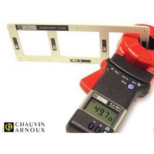 Chauvin Arnoux Boucle de calibrage ca6416zbh