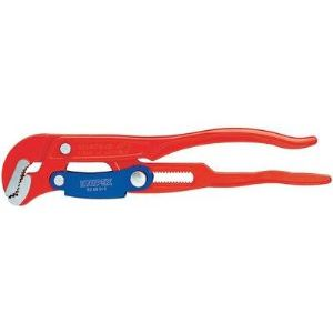 Knipex 83 60 010 - Clé à molette serre-tubes en «S» 320mm