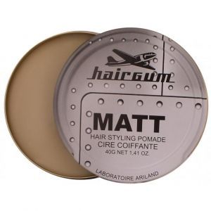 Hairgum Matt Hair Styling pomade - Cire coiffante