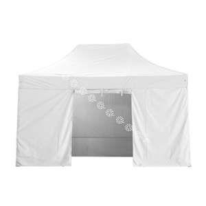 Greaden Tente 4 murs 3x4,5m Super - Tube 40mm alu - Bâche 420D