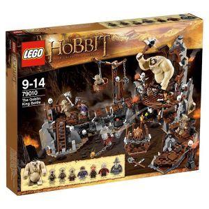 Lego 79010 - The Hobbit : La bataille contre le roi des Gobelins