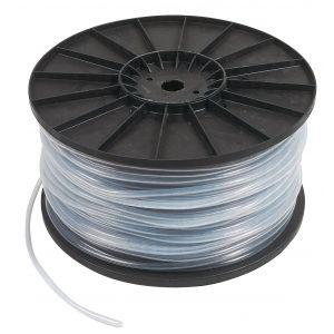 Image de Cap Vert Bobine dévidoir cristal non armé - Longueur 200 m - Diamètre intérieur 4 mm - Extérieur 7 mm - CAPVERT