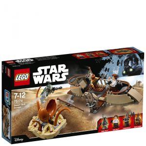 Lego 75174 - Star Wars : Évasion de Desert Skiff