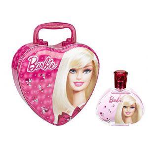 Air-Val Barbie - Coffret eau de toilette et valisette