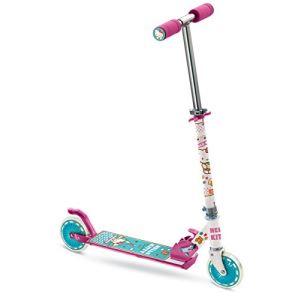 Mondo Patinette pliable 2 roues Hello Kitty