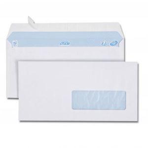 Gpv 1310 - Enveloppe Every Day 110x220, 80 g/m², coloris blanc - boîte de 500