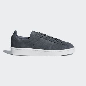 Adidas Campus Stitch and Turn, Sneakers Basses Femme, Gris