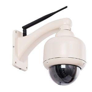 Bluestork BS-CAM-OR/HD - Caméra IP HD d'extérieur rotative avec vision nocturne