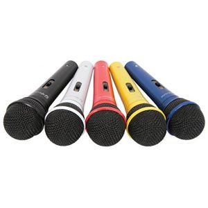 QTX Sound QTX 173.854uk colorés ambiant (lot de 5)