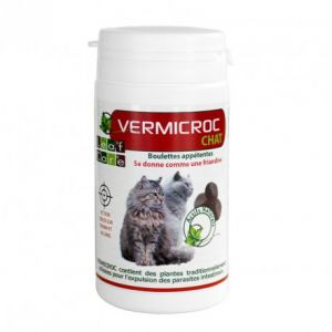 Agecom Leaf Care Vermicroc Chat Boulettes 40 g