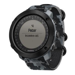 Suunto Montre GPS Traverse Alpha - Taille unique Concrete Montres