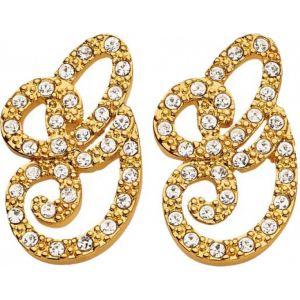 Guess UBE11402 - Boucles d'oreilles dorées pour femme