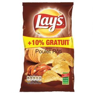 Lay's Chips au poulet - Le paquet de 240g + 10% gratuit