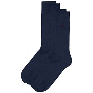 Tommy Hilfiger Lot deux paires de chaussettes Bleu - Taille 39-42